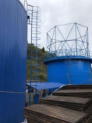 贵州某养殖废水沼气利用项目