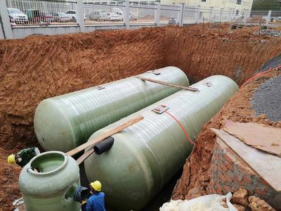 盐源绿色家园雨水收集项目